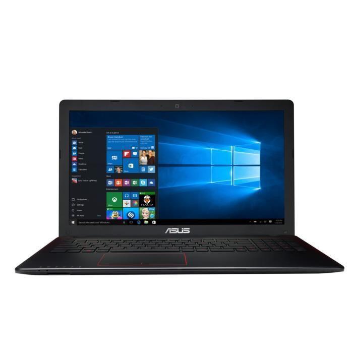 "PC Portable 15.6"" Asus FX550VX-DM175T - Full HD, i5-6300HQ 2.3GHz, RAM 8Go, 1To, GTX 950M, Freedos"