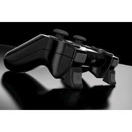 2 gachettes Giotech Real Triggers pour Dualshock 3
