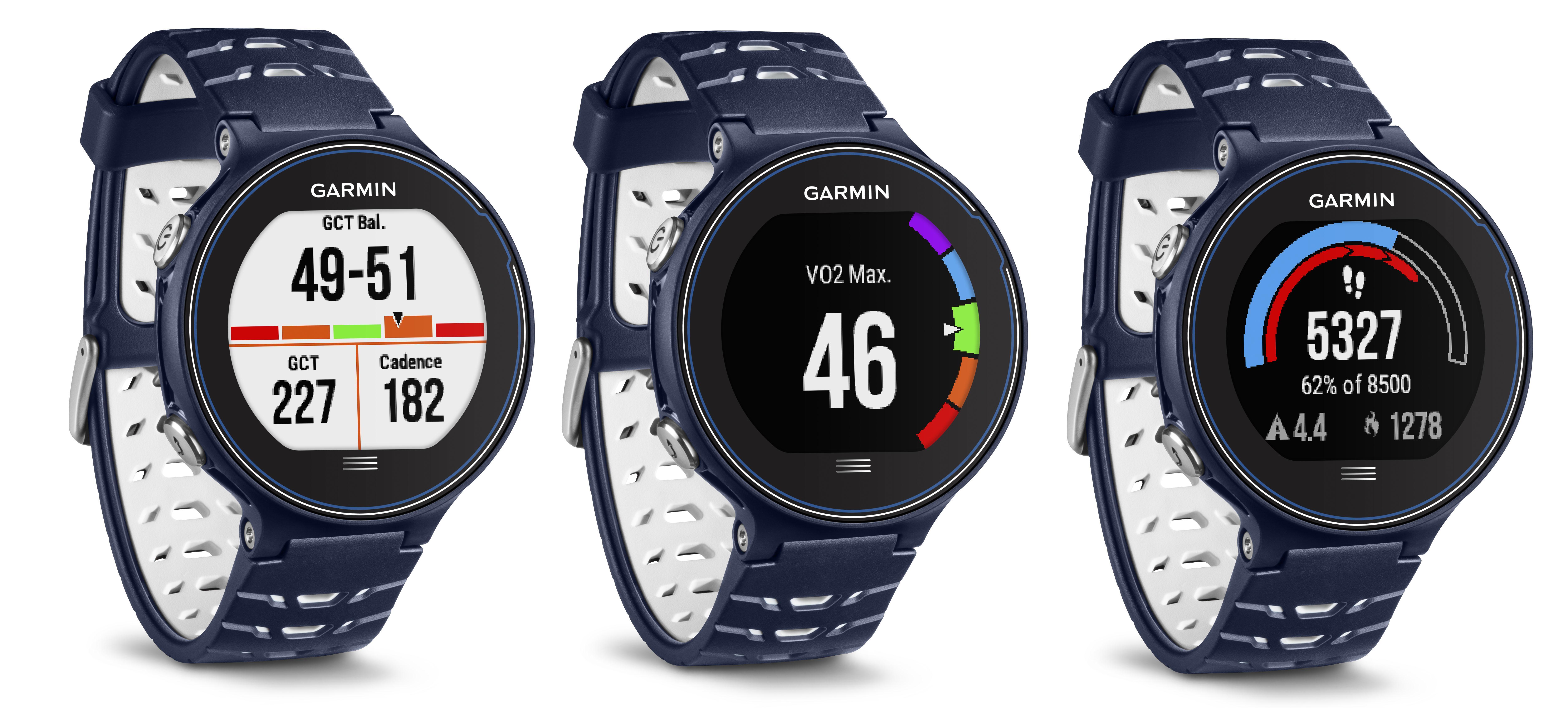Montre connectées GPS Garmin Forerunner 630 ou Fenix 2 Performer