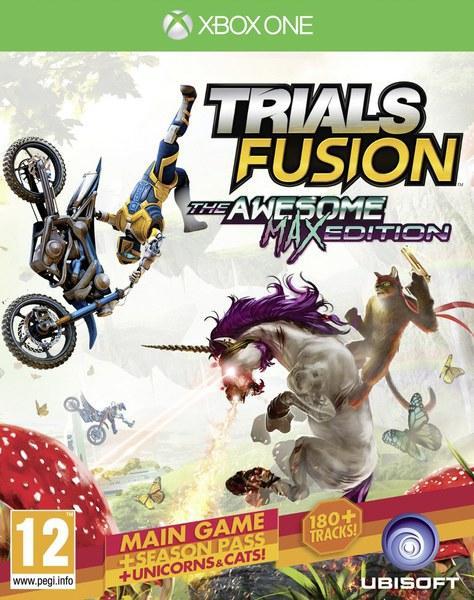 Trials Fusion : Édition Awesome Max avec season pass sur Xbox One