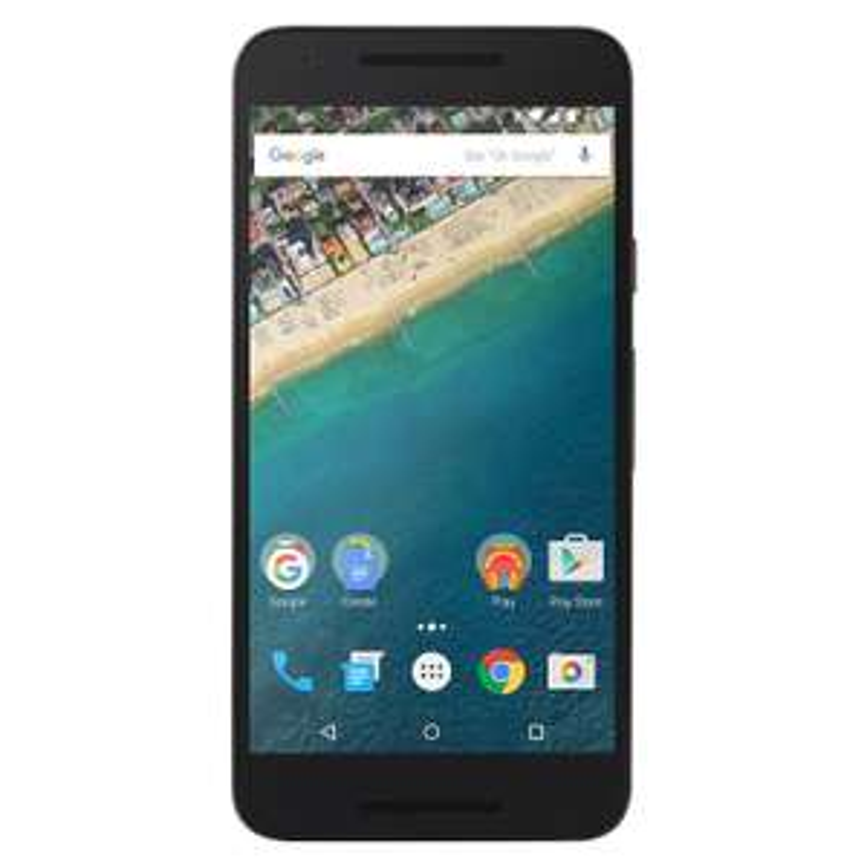 """Smartphone 5.2"""" Google Nexus 5X Noir - 16 Go"""