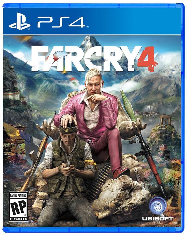 [Membres Premium] Far Cry 4 sur PS4