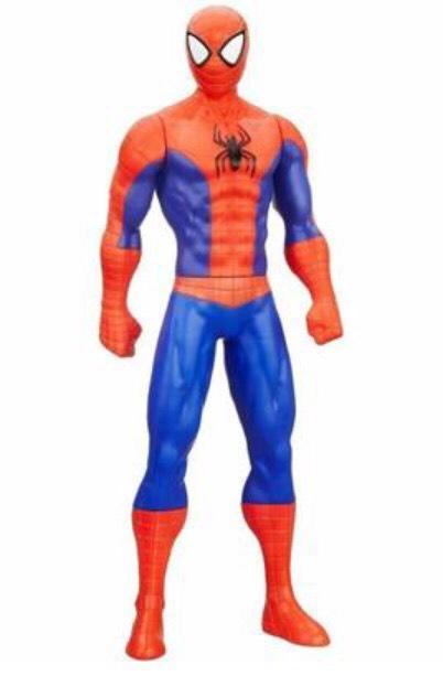 Figurine articulée Spiderman - 50cm