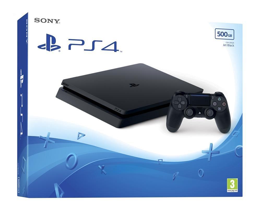 Console Sony Playstation 4 Slim - 500 Go