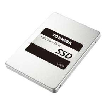 "SSD interne 2,5"" Toshiba Q300 (mémoire TLC, 15 nm) - 120 Go"