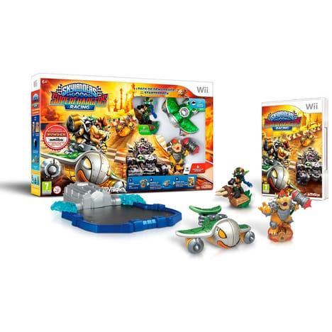 Starter Pack : Skylanders SuperChargers Racing Wii ( Compatible Wii U)