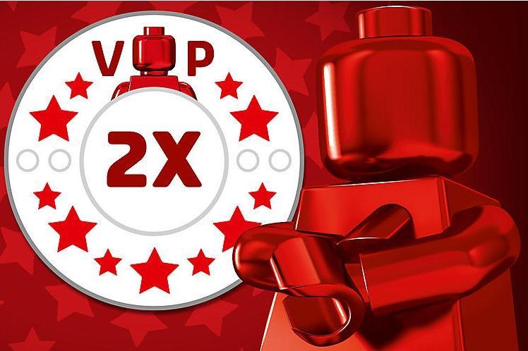 [Membres VIP] Points VIP doublés sur tout le site