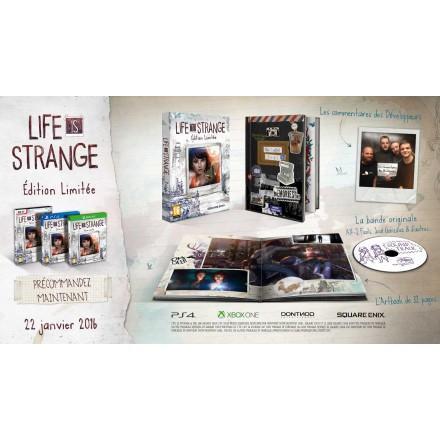 Life is strange - Edition limitée sur PS4 et Xbox One