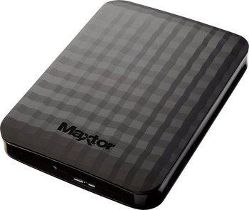 """Disque dur externe 2.5"""" Maxtor M3 Portable - 1 To + housse de protection Verbatim"""