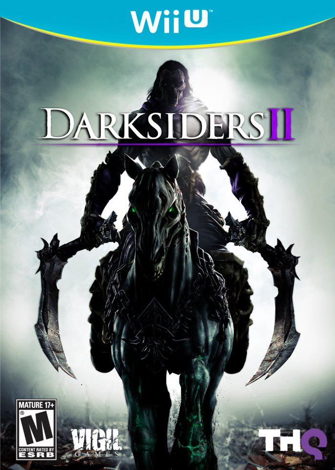 Darksiders 2 sur Wii U, PS3 et Xbox 360