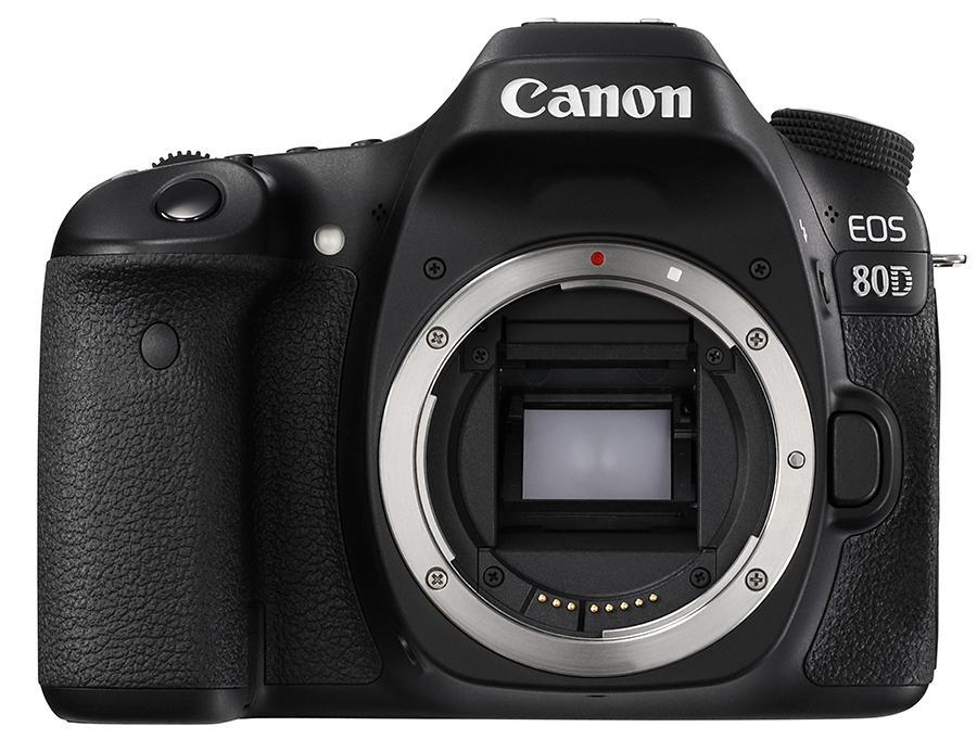 Appareil photo Canon Eos 80D - Boitier nu