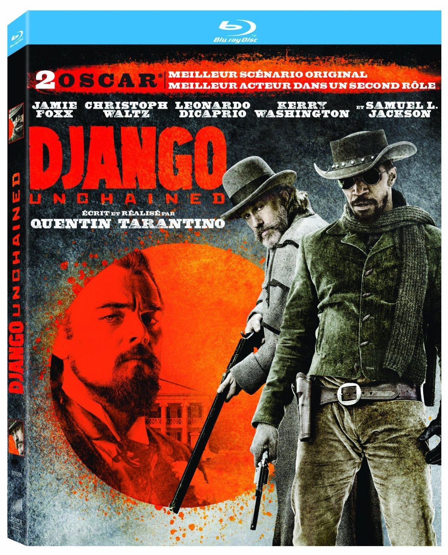 20 Blu-ray ou DVD (Shining, Django, etc)