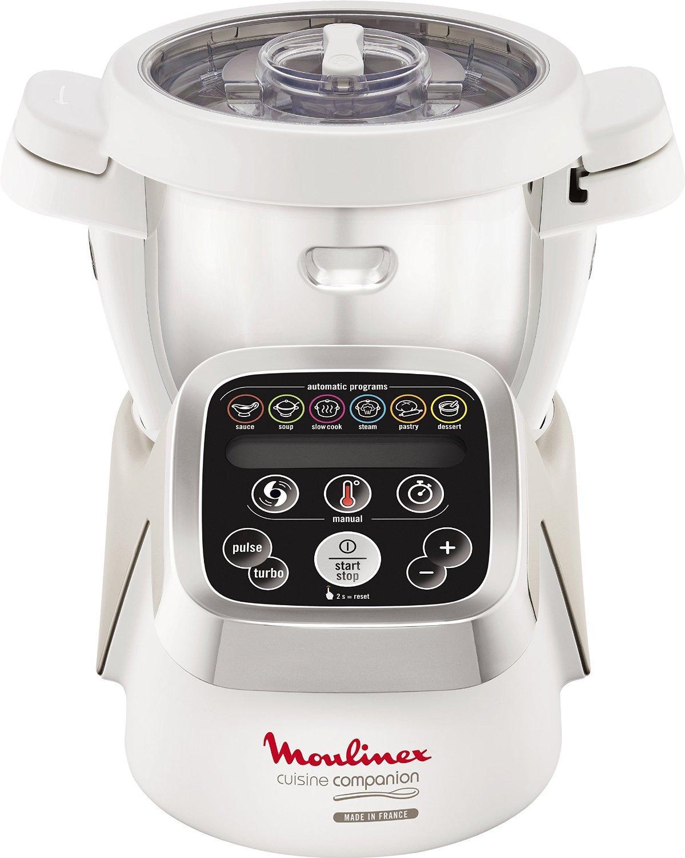 Robot multifonction Moulinex Cuisine Companion HF802AK2
