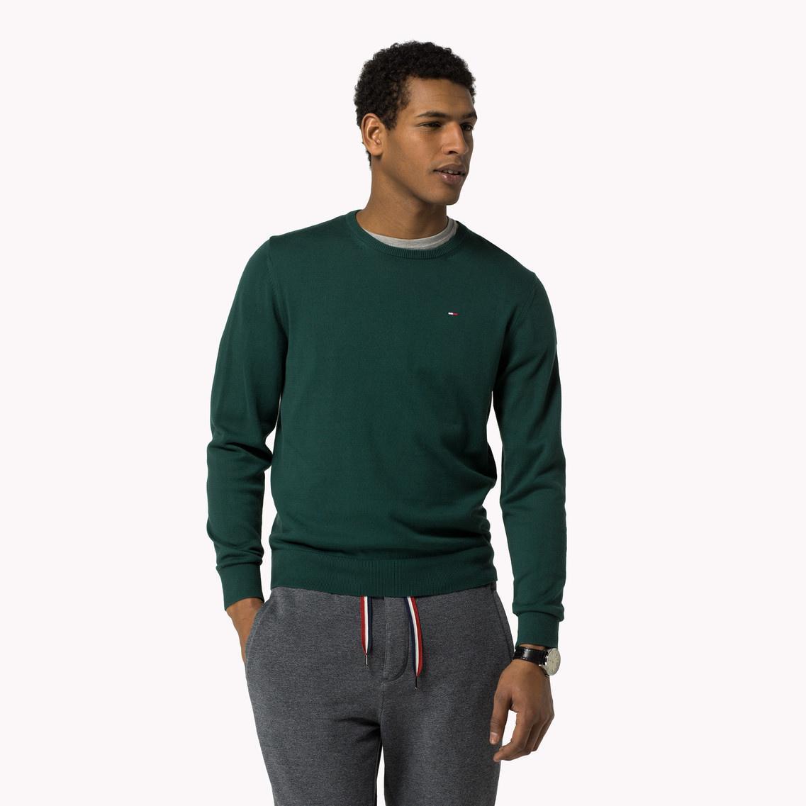 30% de réduction sur une sélection d'articles - Ex: Pull en coton Tommy Hilfiger Homme