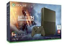 Console Xbox One S 1To + Battlefield 1