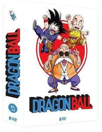 3 Coffrets DVD de Série - Ex: Intégrale Dragon Ball en 3 Coffrets