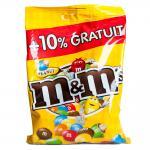 Sachet de M&M's 550G (3,62€ le Kilo)