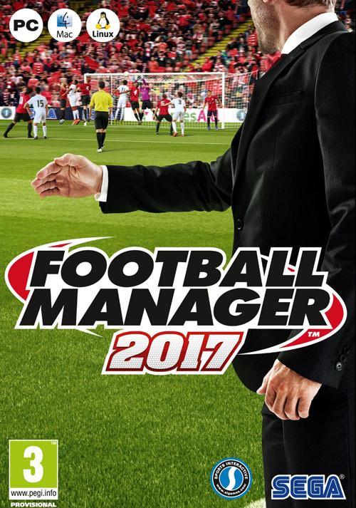 Football Manager 2017 - Edition limitée sur PC (Dématérialisé - Steam)