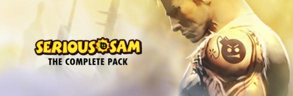 Soldes sur la franchise Serious Sam - Ex : Serious Sam Complete Pack sur PC (Dématérialisé)