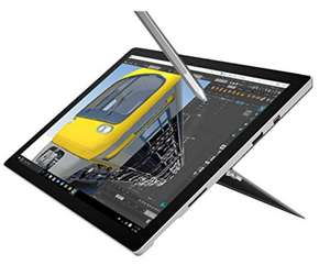 "Tablette 12.3"" Microsoft Surface Pro 4 - 2736 x 1824, i5-6300U, 4Go de Ram, SSD 128Go, Windows 10 Pro + Stylet surface"