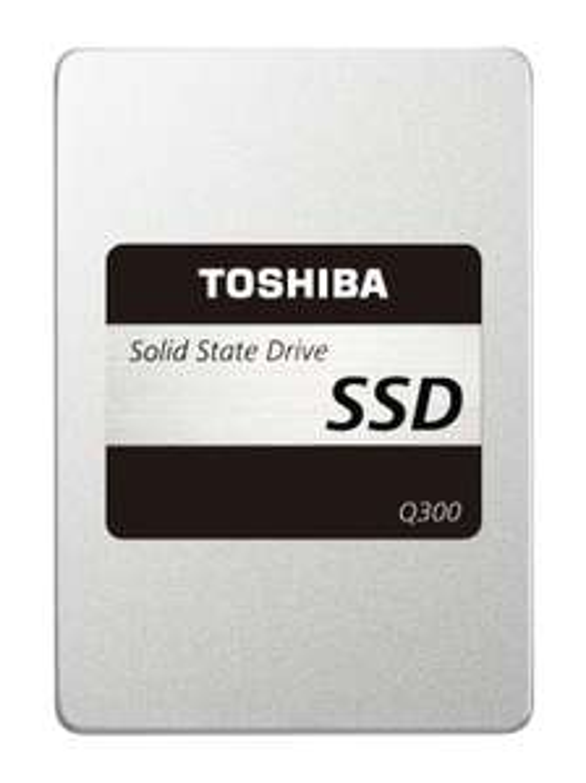 "Lot mini clé USB 2.0 Toshiba TransMemory U401 (antichoc) 64 Go + SSD interne 2.5"" Toshiba Q300 (V2-TLC) - 960 Go"