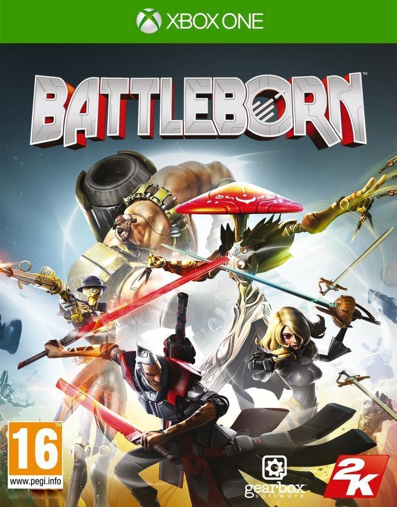 Jeu Battleborn sur Xbox One, PS4 ou PC