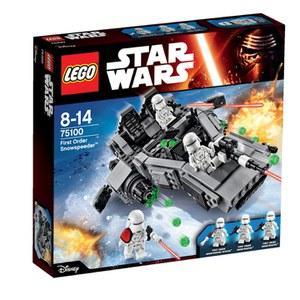 Lego Star Wars 75100 : Le Snowspeeder du Premier Ordre