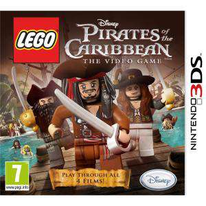 Lego Pirates des Caraïbes (3DS)