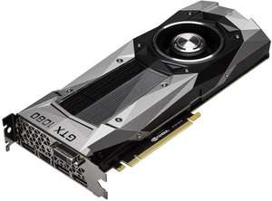 Carte graphique PNY Nvidia GeForce GTX 1080 Founders Edition - 8 Go + Gears of War 4 offert