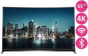 "TV 65"" Panasonic TX-65CR850E - 4K, 3D, Incurvée"