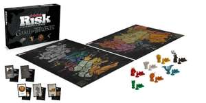Jeu Winning Moves - Risk Game Of Thrones (Edition Collector)