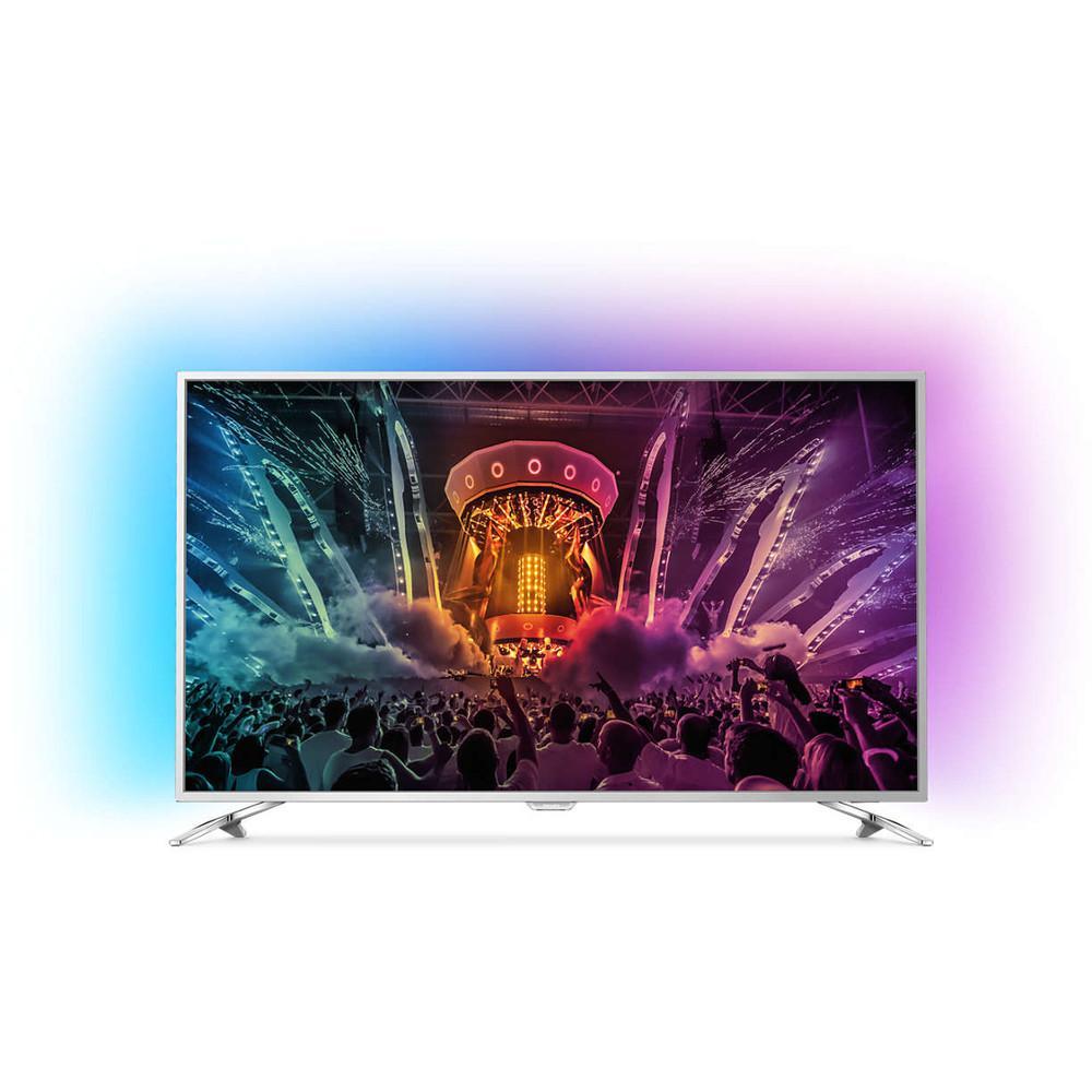 "TV 55"" Philips 55PUS6561 - LED, HDR, 4K,  Smart TV, Ambilight"