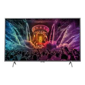 "TV 55"" Philips 55PUS6401 - LED, 4K, Smart TV"