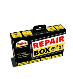 Pattex Repair Box Kit de 4 Colles (N°1896963 )