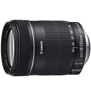 objectif Canon EF-S 18-135  f/3.5-5.6 IS