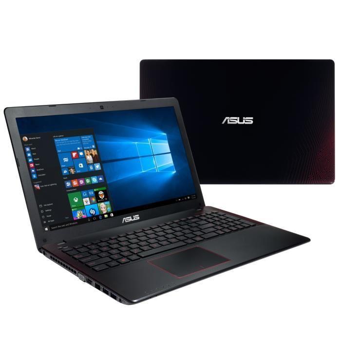 "PC Portable 15.6"" Asus FX550VX-DM255T - Intel i5-6300HQ, 6Go de Ram, 500 Go, GeForce GTX 950M"