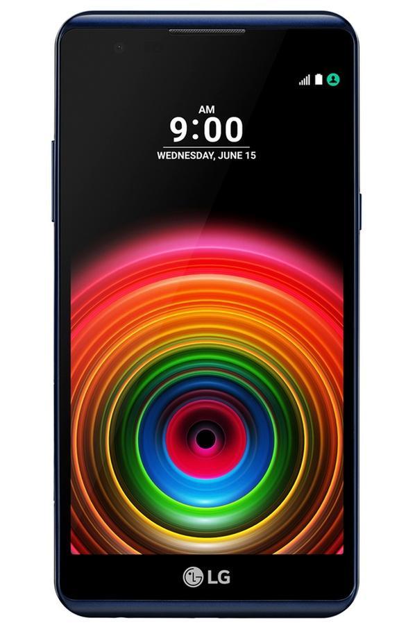 "Smartphone 5.3"" LG X Power - ROM 16 Go, RAM 2 Go"