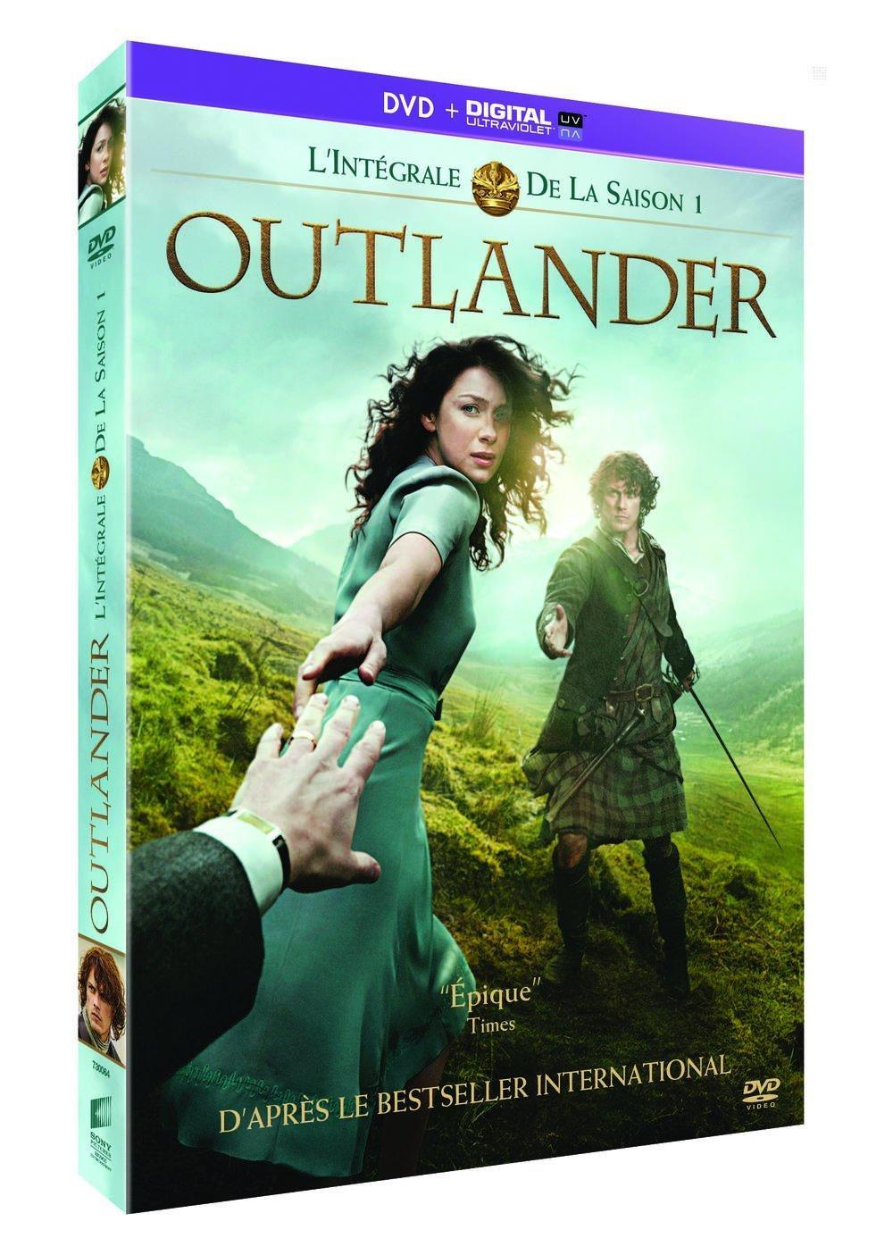 Outlander - Saison 1 (DVD + Copie digitale)