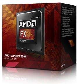 Processeur AMD FX-8370E Black Edition - Socket AM3+, 8 coeurs (3.3 GHz) + Deus Ex: Mankind Divided (PC)