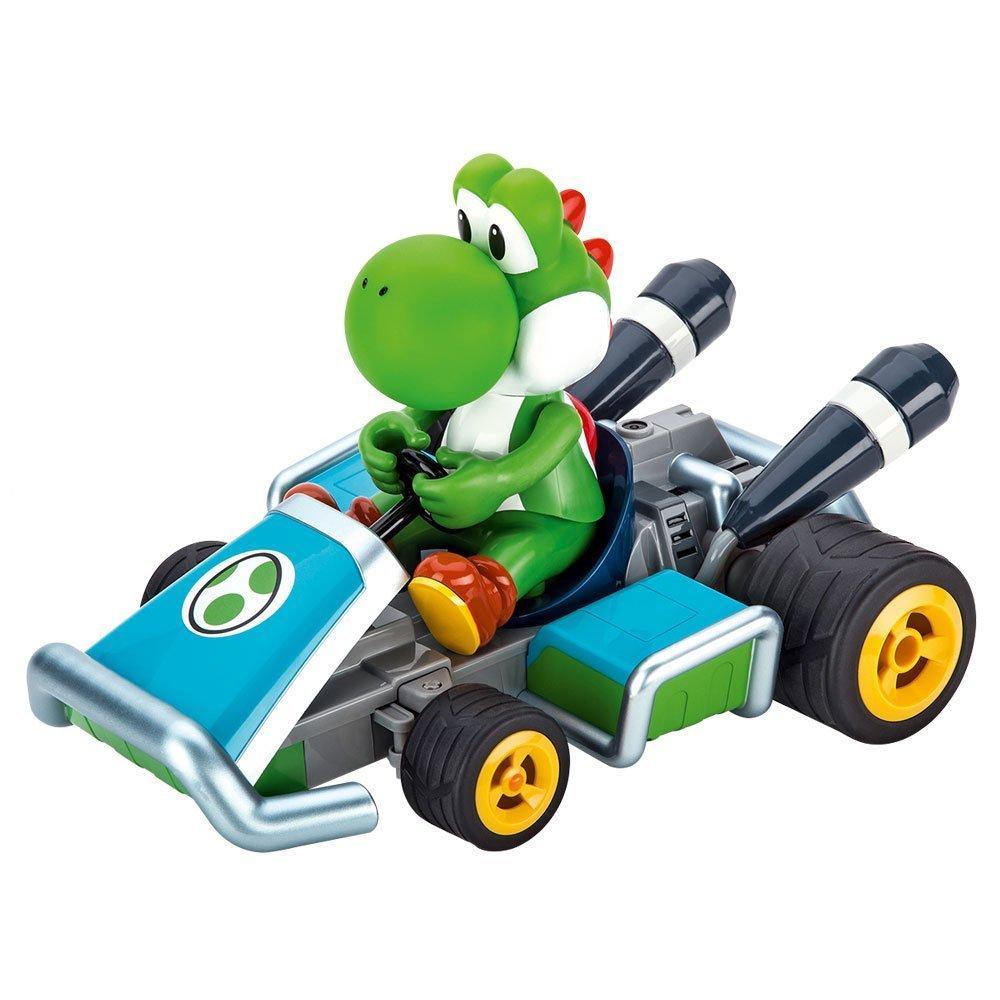 Kart radiocommandé Mario Kart 7 Carrera Go Yoshi - 1:16