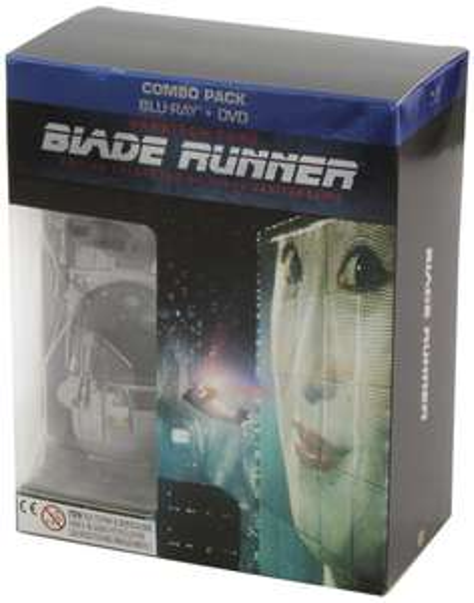 Coffret Blu-ray + DVD : Blade Runner - Edition 30ème Anniversaire avec Figurine