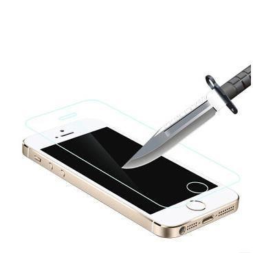 Protège écran en verre trempé pour iPhone 5/5C/5S