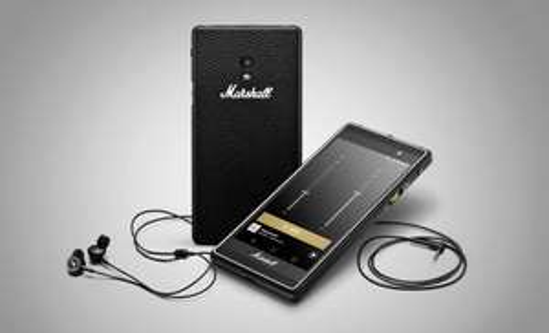 "Smartphone 4.7"" Marshall London - Snapdragon 410, RAM 2 Go, ROM 16 Go"