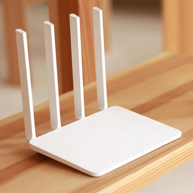 Routeur Xiaomi Mi Wifi 3 - 1167 Mbps, Double bandes, 4 antennes