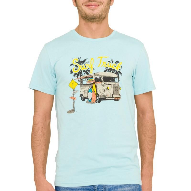 Jusqu'à 50% de réduction sur une sélection d'articles - Ex : T-shirt Arnhem Bleu