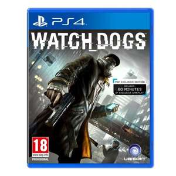 Watch Dogs sur PS4, Xbox One et PC
