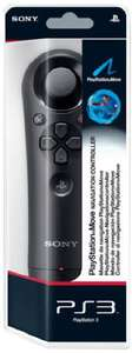 Playstation Move Navigation Controller