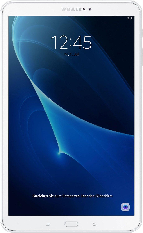 """Tablette tactile 10.1"""" Samsung Galaxy Tab A (2016, T580N, Blanc) - Wi-Fi, 2 Go de RAM, 16 Go"""