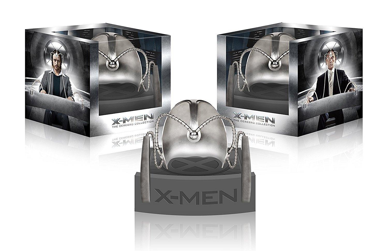 Coffret Blu-ray X-Men et Wolverine - L'intégrale des 7 films édition Cérébro