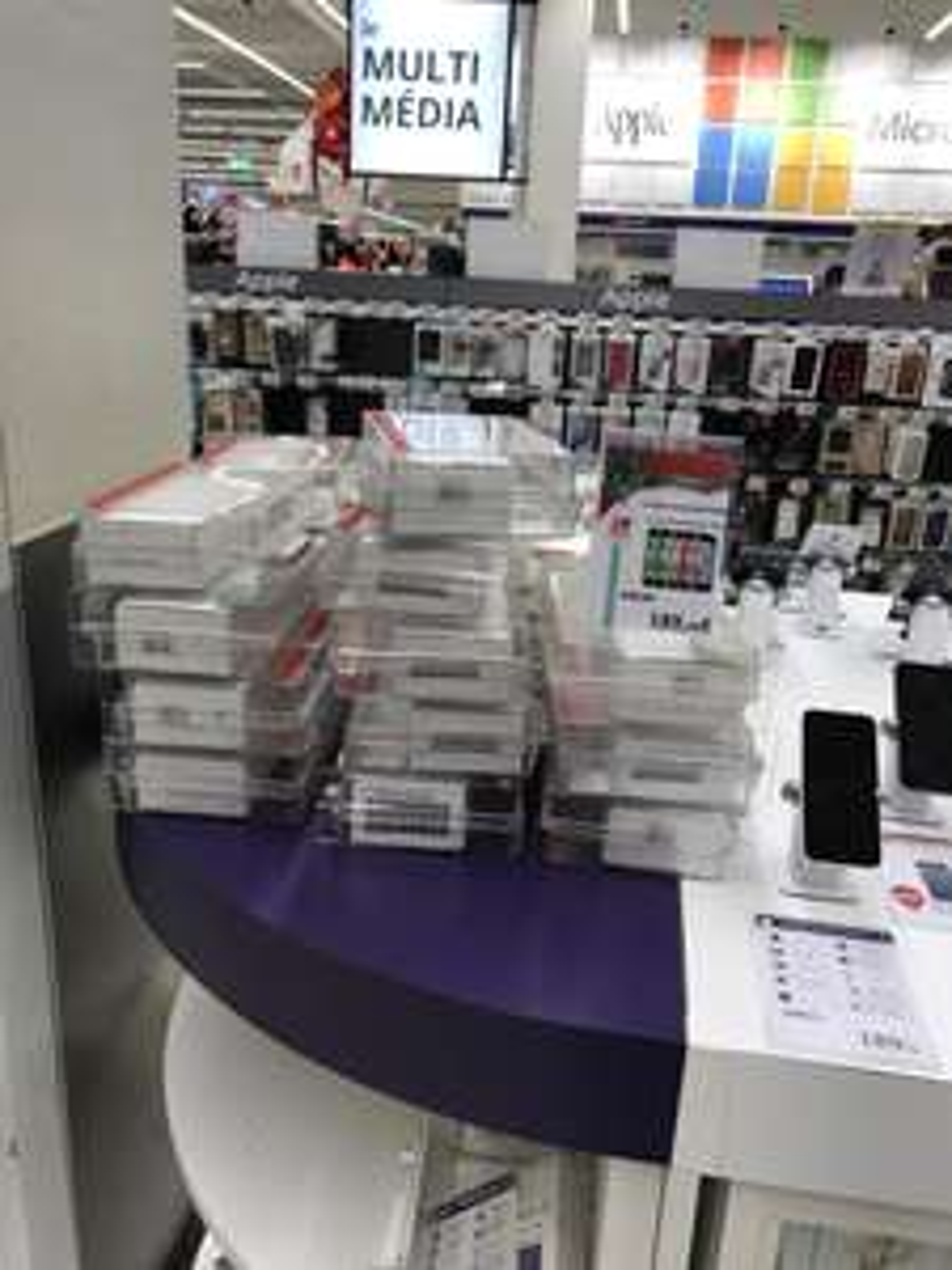 "Smartphone 4"" iPhone 5C Reconditionné + Coque"